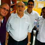 Assembleia de Deus ministério do Montese em Fortaleza, firma aliança de apoio ao projeto 4V5C