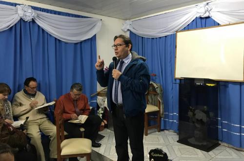 Paraguai - Capacitação de Líderes