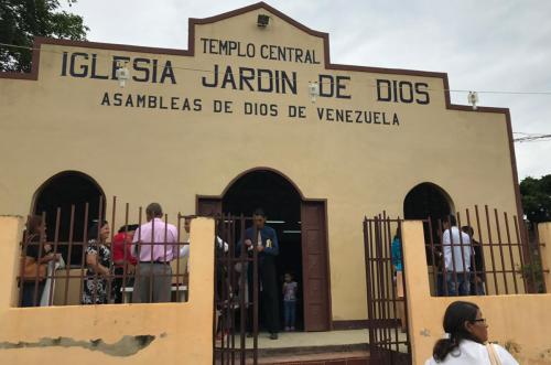 Venezuela - Apoio às famílias missionárias e evangelização
