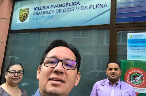 Espanha - Apoio às famílias missionárias e evangelização