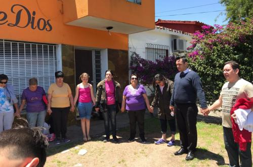 Uruguai - Apoio às famílias missionárias e evangelização